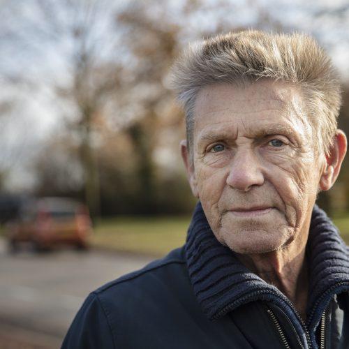 Hent kreeg op zijn 70e de diagnose alzheimer, een vorm van dementie