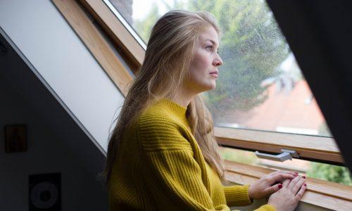 annemiek heeft depressieve klachten