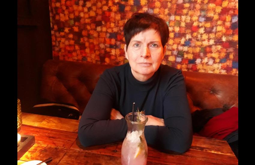 Nicole heeft MS en blogt voor de Hersenstichting