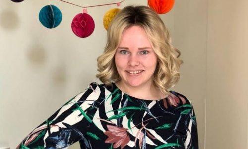 Jantienne Vooijs blogt over haar leven met een hersentumor